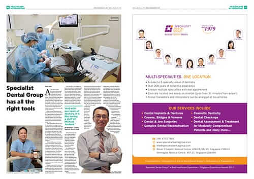 Healthcare in Singapore - Specialist Dental Group - Phnom Penh Post